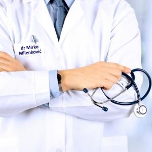 Dr sc. med. Mirko Milenković