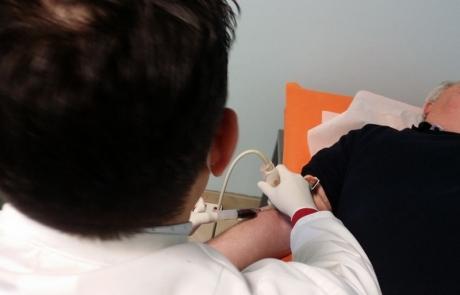 Izvodjenje plazma PRP terapije