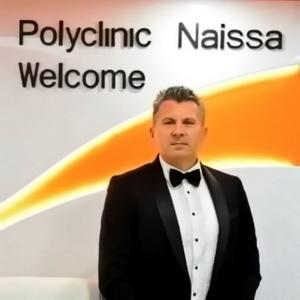 Dr sc. med. Marko Mladenović