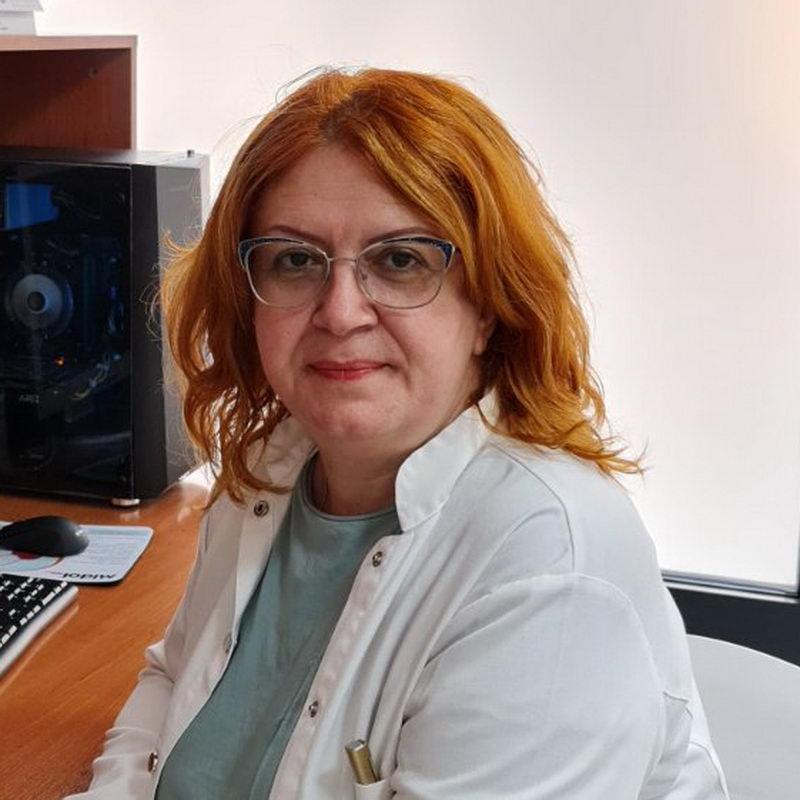 Dr Edita Miljković