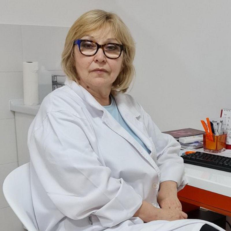 Prim. dr Slađana Božilov